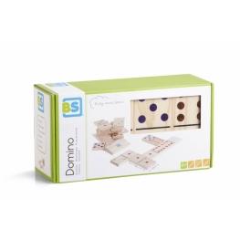 Domino gigante madera 28 piezas
