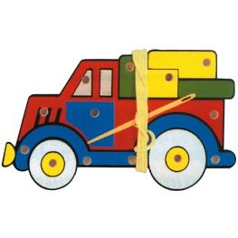 Puzzle camión