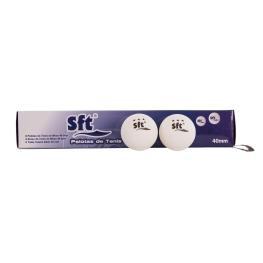 Caja 6 pelotas de Ping Pong