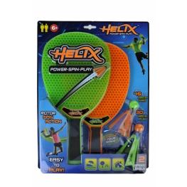 Set juego helix 2 palas + 2 volantes