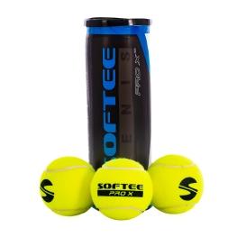 Bote pelotas tenis presurizadas