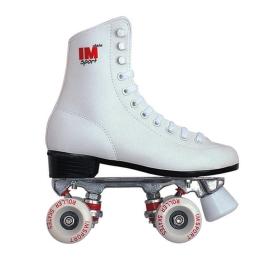Patin bota blanca n38 al 43#