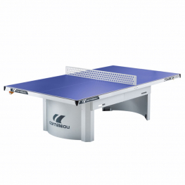 Mesa ping pong exterior reforzada