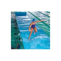 Alfombra para piscinas 14x1,5m