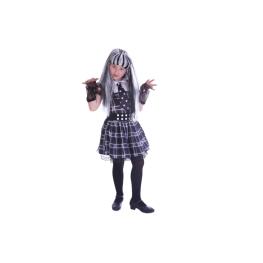 Disfraz de Chica mala para niña