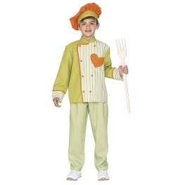 Disfraz de Chef cocina Infantil