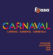 Catálogo Carnaval Disfraces 1/2 2016-2017