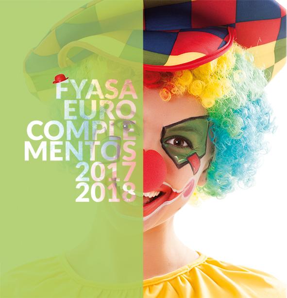 Catálogo Eurocomplementos 1/2 2016-2017